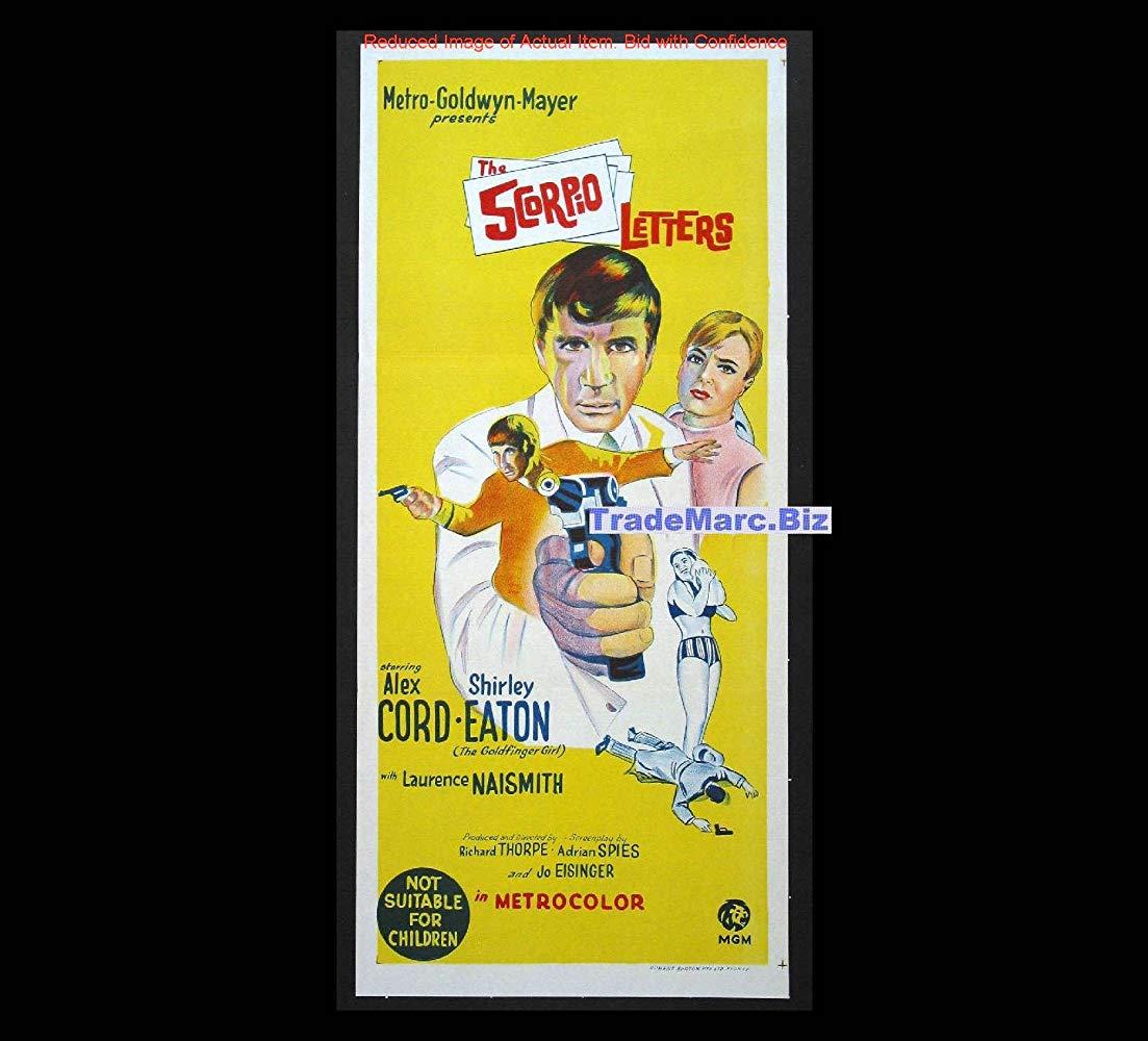 The Scorpio Letters 1967 DVDRip XViD