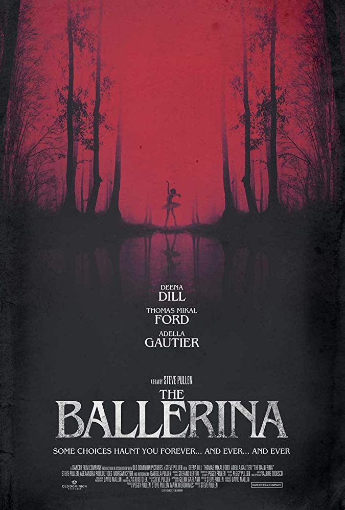 The Ballerina (2017) HDRip XviD-AVID