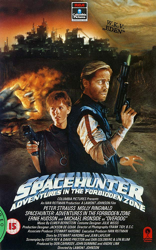 Spacehunter Adventures in the Forbidden Zone 1983 720p BluRay x264-REGRET