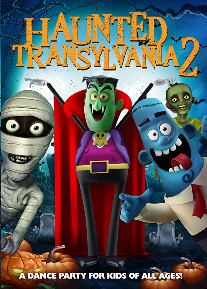 Haunted Transylvania 2 2018 HDRip AC3 X264-CMRG[TGx]