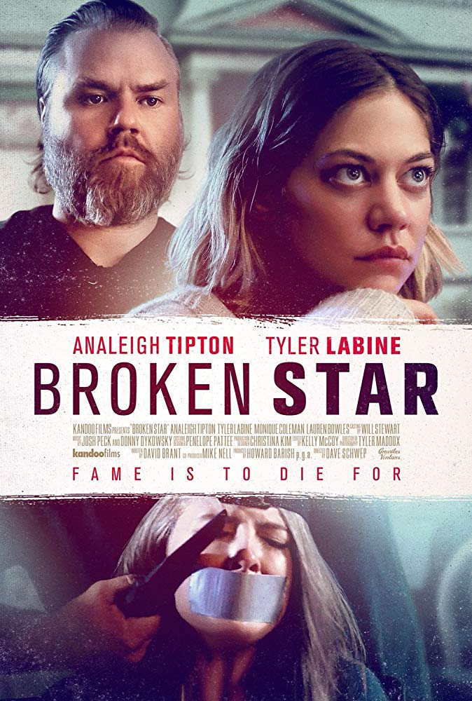 Broken Star (2018) HDRip XViD-ETRG