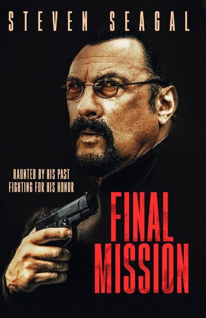 Final Mission (Attrition) (2018) 720p WEB-DL x264 700MB - MkvHub