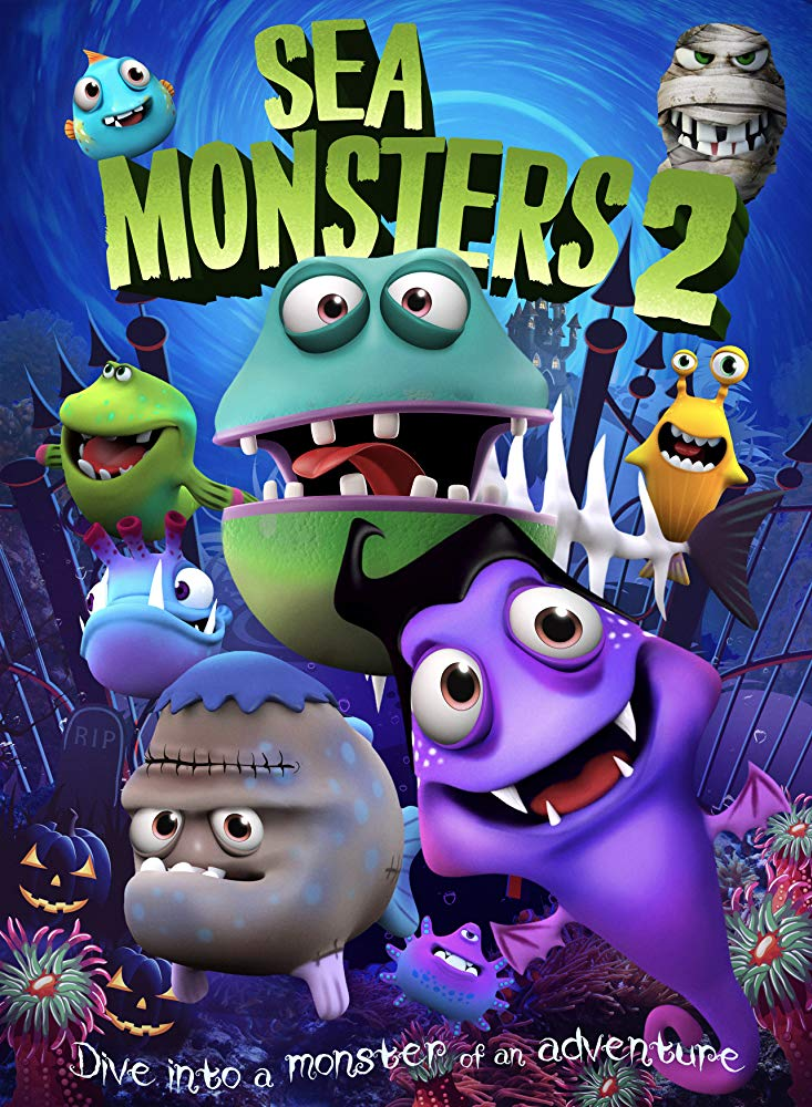 Sea Monsters 2018 HDRip AC3 X264-CMRG[TGx]