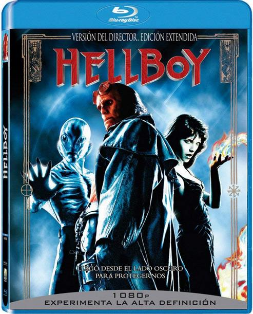 Hellboy (2004) 1080p BRRip x264-DLW