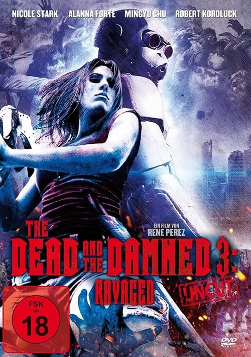 The Dead and the Damned 3 Ravaged 2018 720p BRRip XviD AC3-XVID