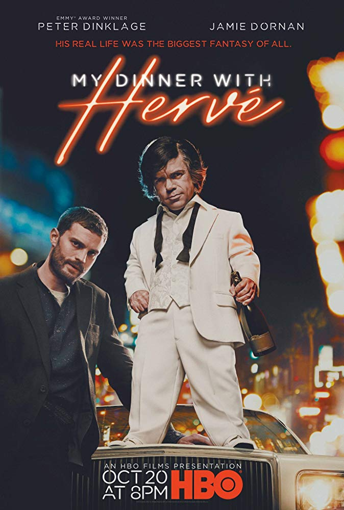 My Dinner with Herve (2018) 1080p WEB-DL DD 5.1 x264 MW