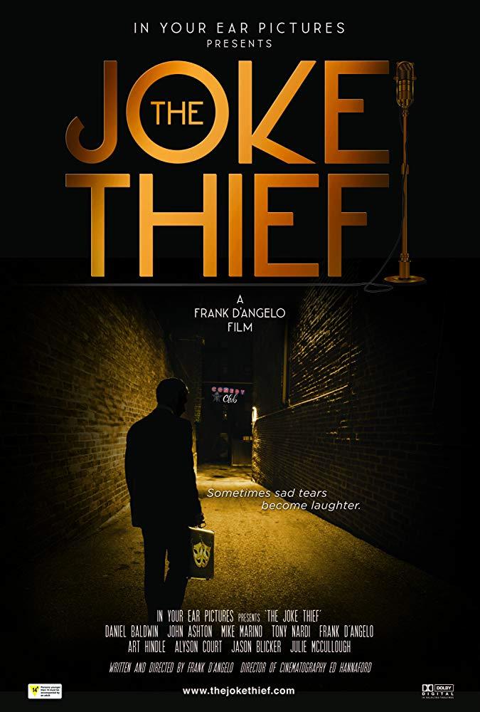 The Joke Thief (2018) 1080p WEB-DL DD5.1 H264-CMRG