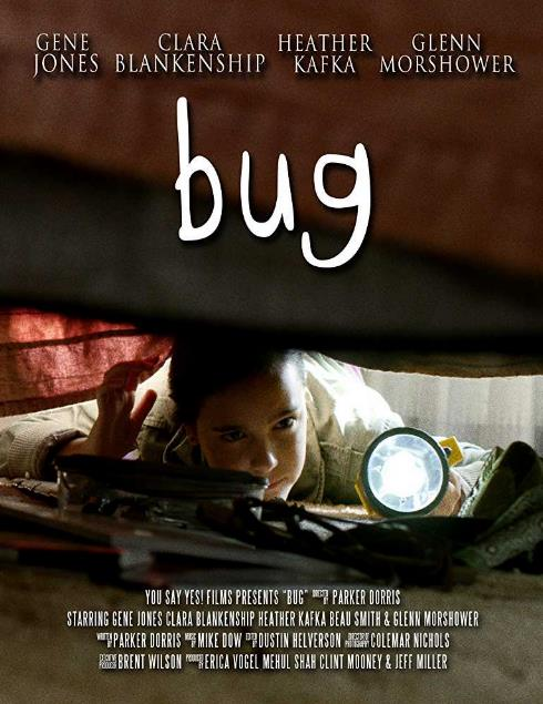 Bug (2017) HDRip XviD AC3-EVO