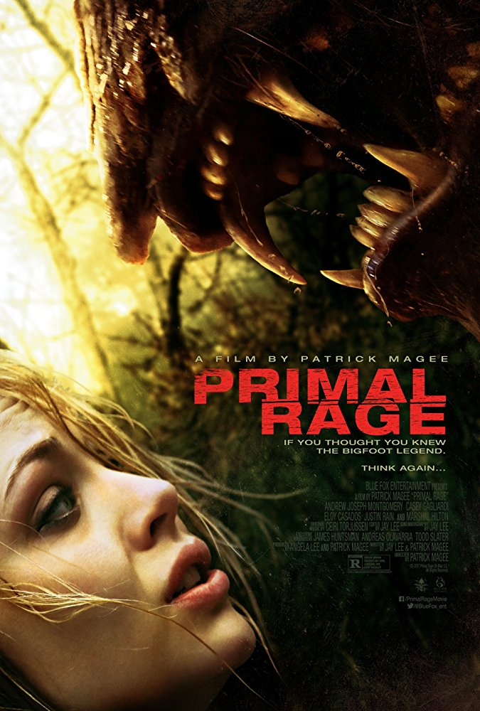 Primal Rage (2018) BDRip XviD AC3-EVO