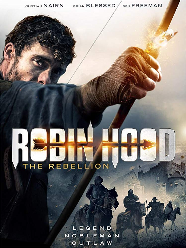Robin Hood The Rebellion (2018) HDRip AC3 X264-CMRG