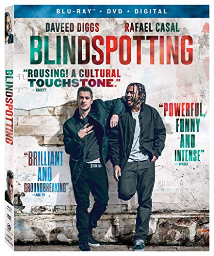 Blindspotting (2018) BRRip AC3 X264-CMRG