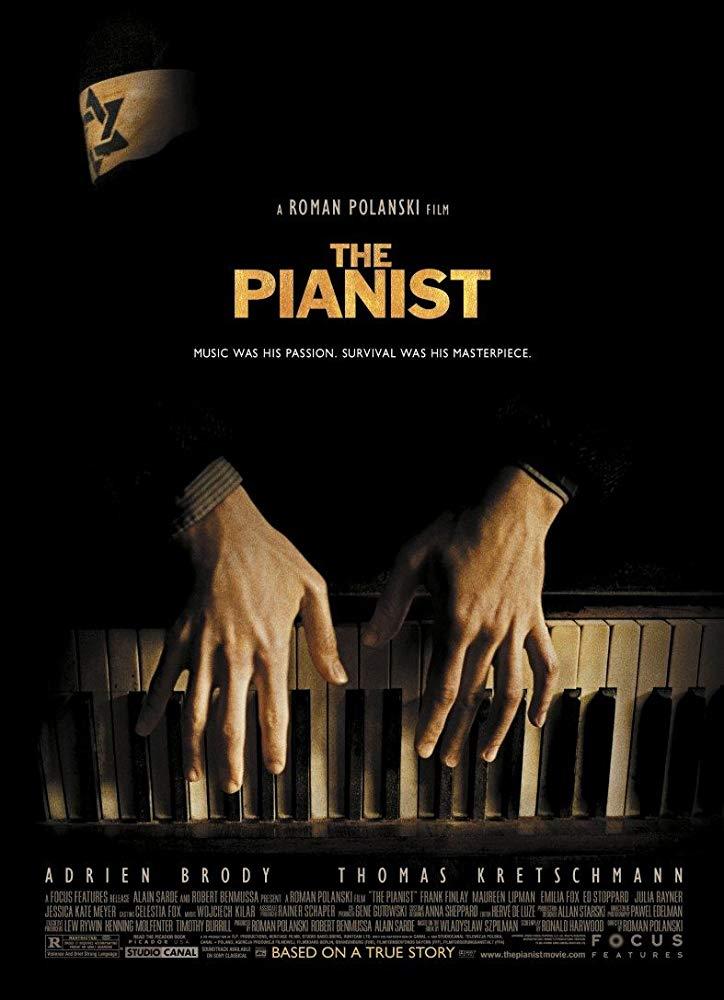 The Pianist 2002 BluRay 10Bit 1080p DD5 1 Multi H265-d3g