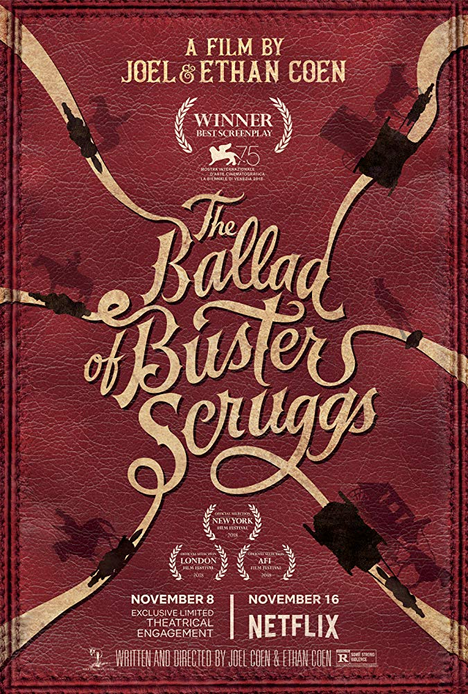 The Ballad of Buster Scruggs 2018 1080p NF WEB-DL DD5 1 H264-CMRG
