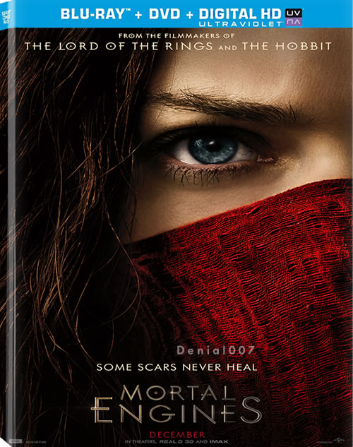 Mortal Engines (2018) HDRip XviD B4ND1T69