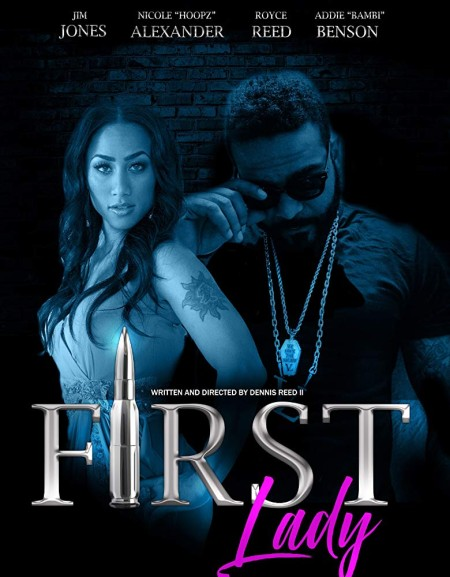 First Lady (2018) AMZN 1080p WEB-DL DD+2.0 H264-EVO