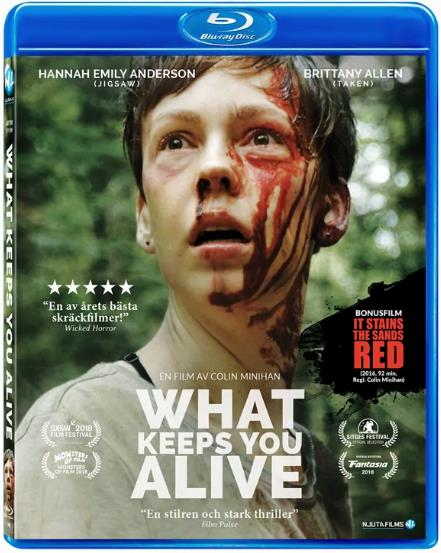 What Keeps You Alive (2018) 720p BluRay X264-iNVANDRAREN