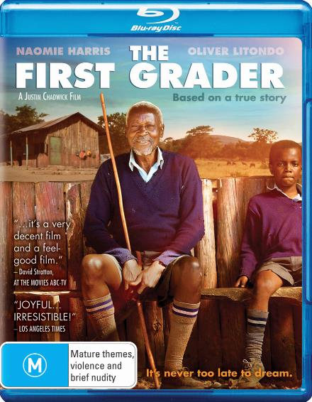 The First Grader (2010) 1080p BluRay H264 AAC-RARBG