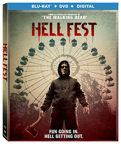 Hell Fest (2018) HC 1080p HDRip X264-EVO
