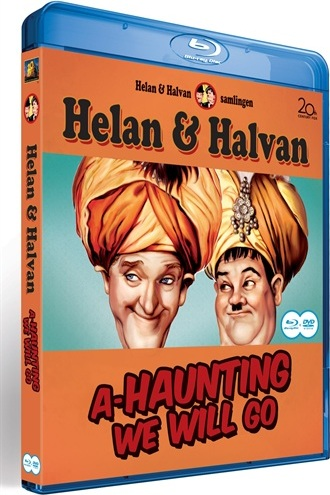 Laurel And Hardy A Haunting We Will Go Comedy (1942) BRRip Eng Ger Fre Ita Pol Mu...