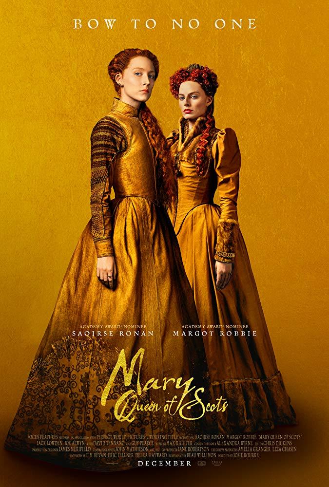 Mary Queen of Scots 2018 720p BluRay x264-GECKOS