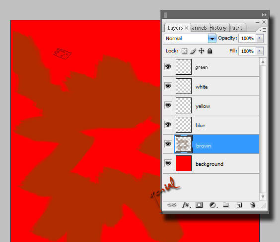 How to use Brushes in Photoshop