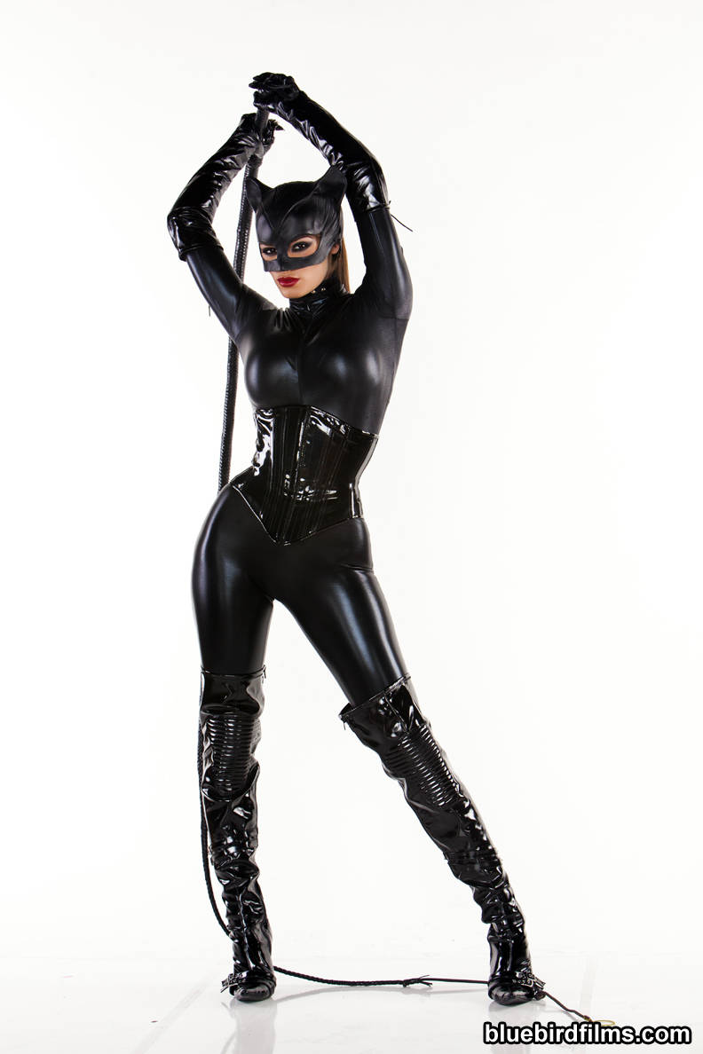 madelyn marie catwoman