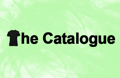 logo the catalogue by jackdoans
