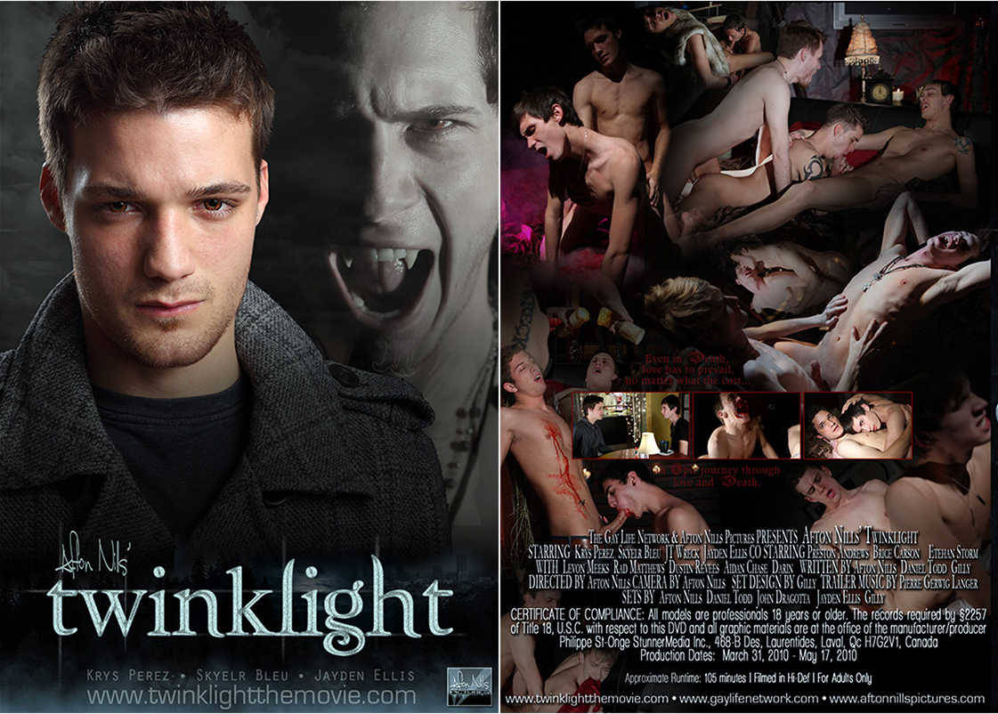 Oral / Anal Sex, Twinks (Young Meat), Theme Parody, Theme Vampi…