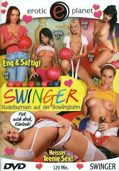 Swinger Rudelbumsen Auf Der Bowlingbahn