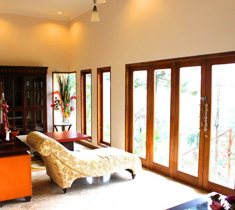 _de villa exclusive villa located at villa istana bunga lembang