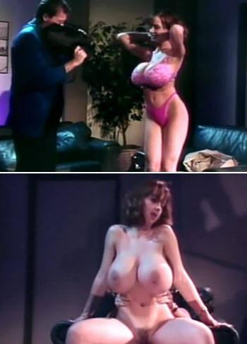 Vintage interracial 3some - 2 part 10