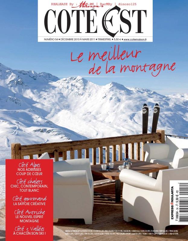 MAISON COTE EST N54 - Decembre a Mars 2011