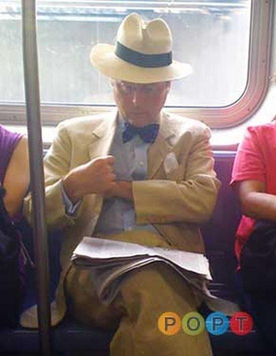 Najdziwniejsi ludzie z busów 22