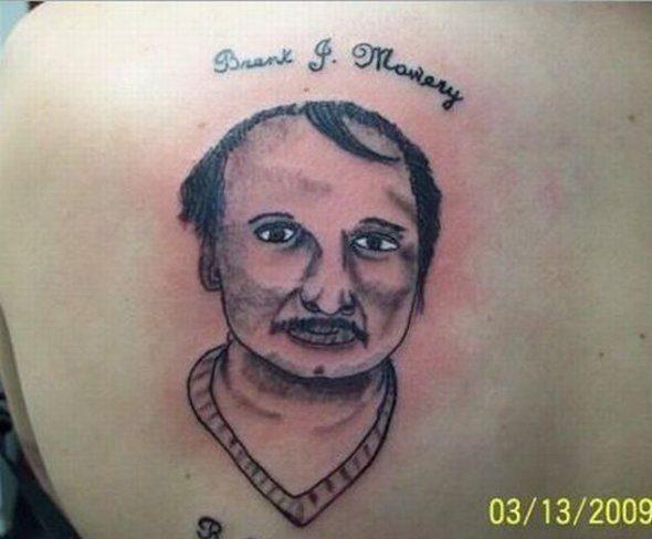Szalone tatuaże #3 13