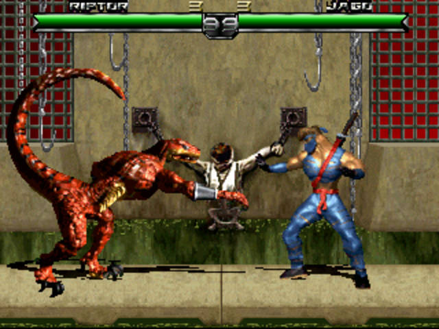 Killer Instinct Mugen Character Mortal Kombat