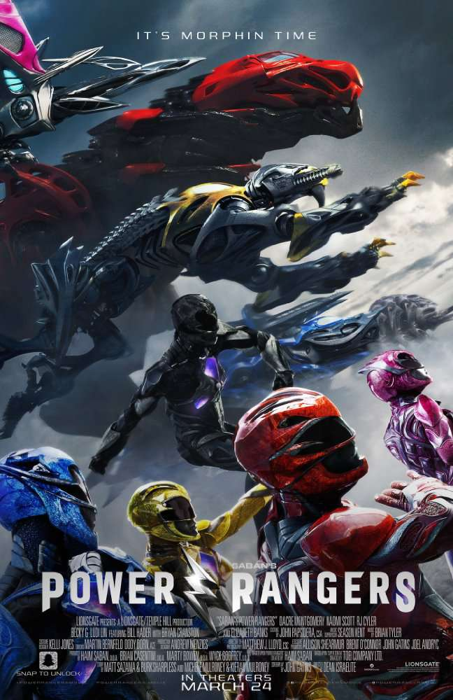 Power Rangers 2017  HDrip X264 AC3