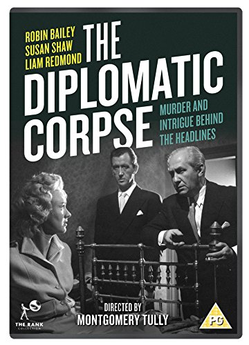 The Diplomatic Corpse 1958 DVDRip x264FiCO
