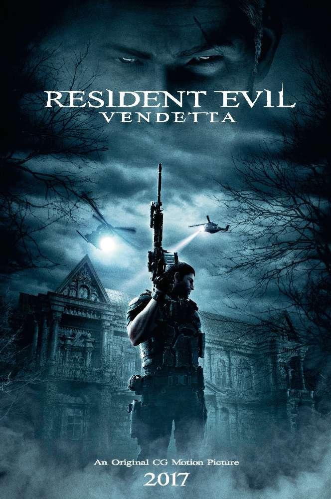 Resident Evil Vendetta 2017 BDRip x264ROVERS