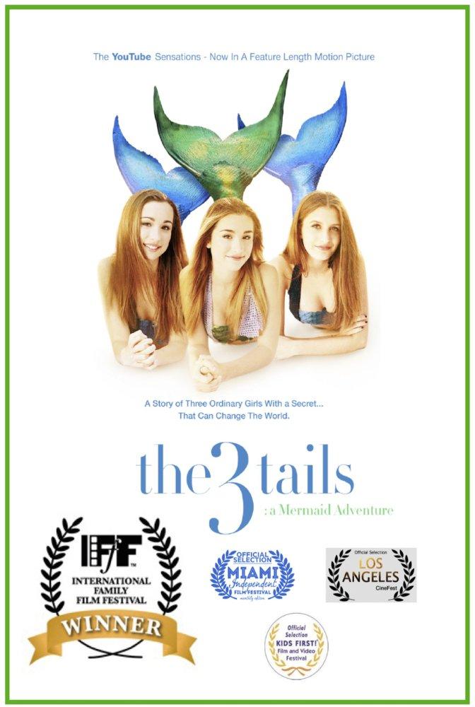 The3Tails Movie A Mermaid Adventure 2015 BDRip x264GUACAMOLE