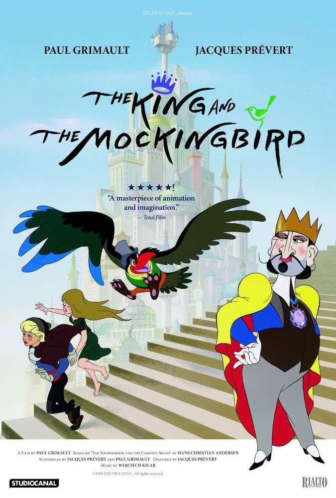 The King And The Mockingbird 1980 iNTERNAL DVDRip x264FiCO