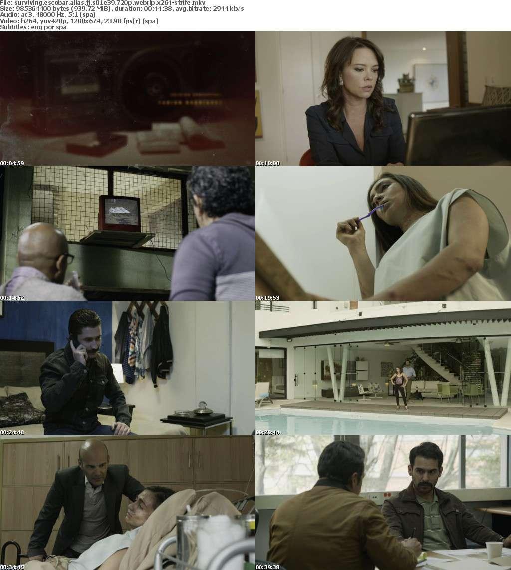 Surviving Escobar Alias JJ S01E39 720p WEBRip x264-STRiFE