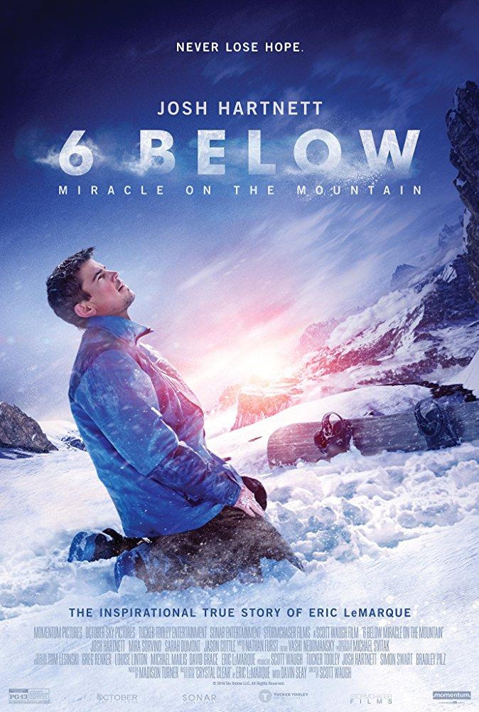 6 Below Miracle on the Mountain 2017 BRRip XviD AC3-EVO