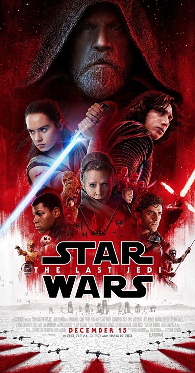 Star Wars The Last Jedi 2017 1080p BluRay x264-SPARKS