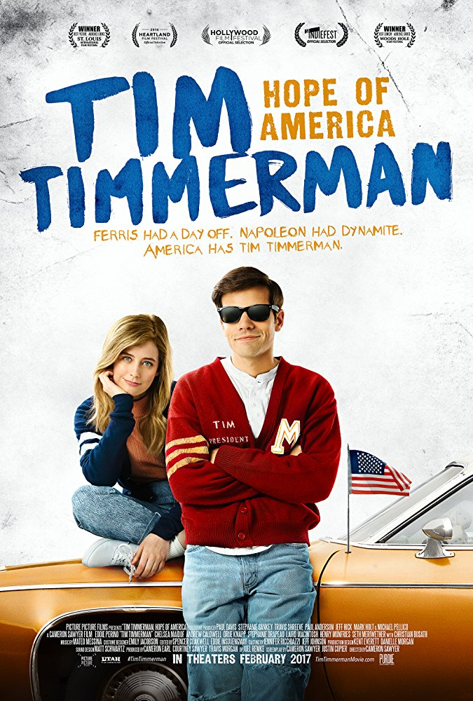 Tim Timmerman Hope of America 2017 HDRip x264 AC3-Manning