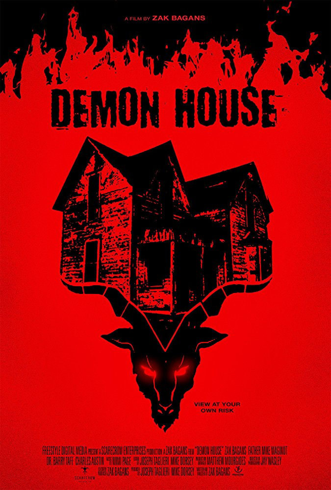 Demon House 2018 720p WEB-DL XviD AC3-FGT