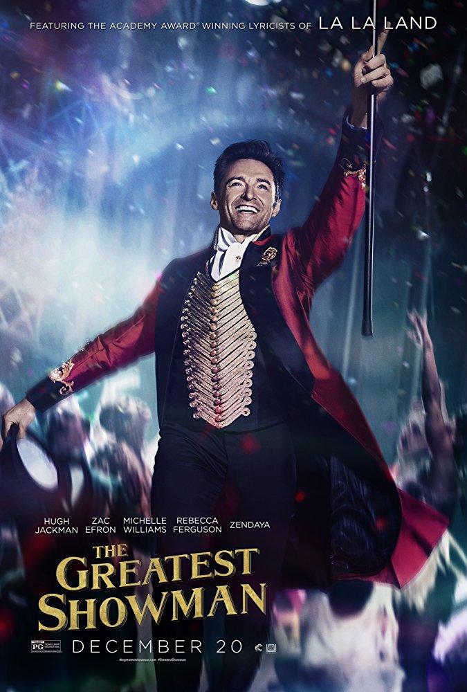 The Greatest Showman 2017 BRRip XviD AC3-EVO