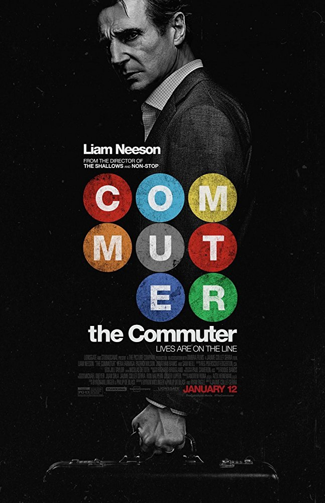 The Commuter 2018 720p HC HDRip 800MB MkvCage