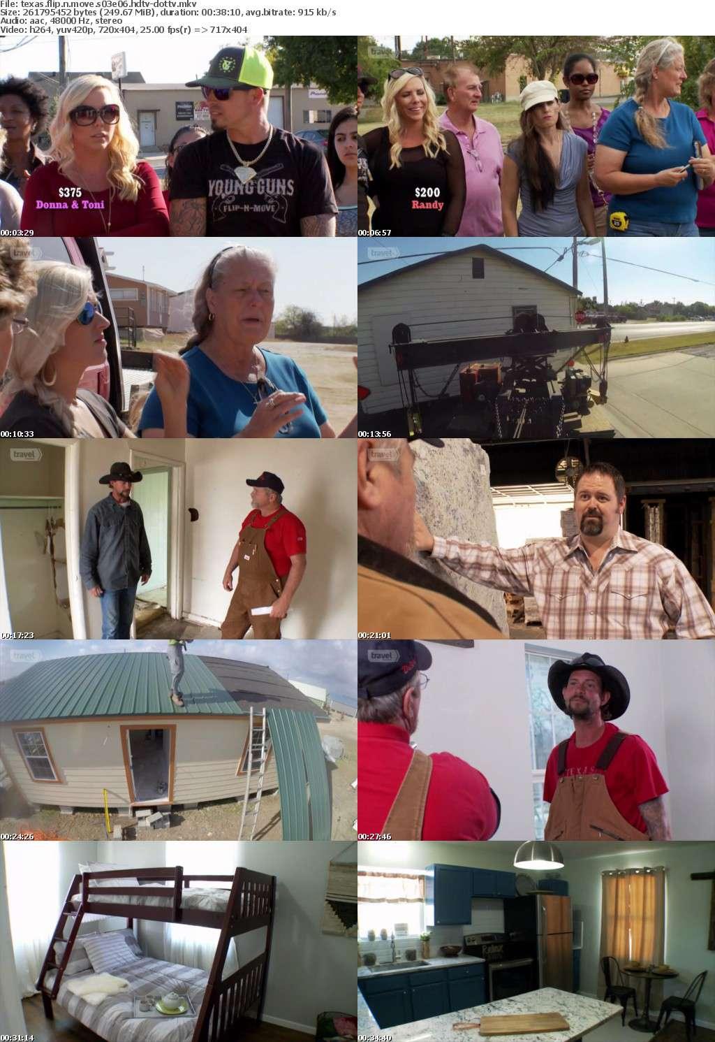 Texas Flip N Move S03E06 HDTV x264-dotTV