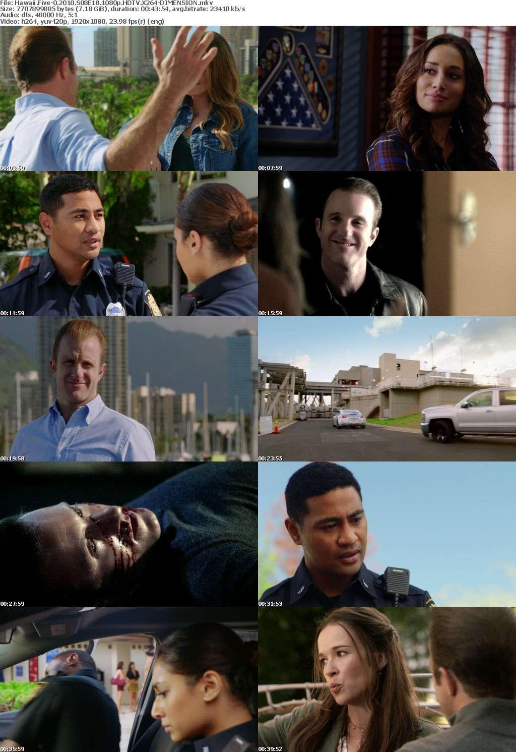 Hawaii Five-0 2010 S08E18 1080p HDTV X264-DIMENSION