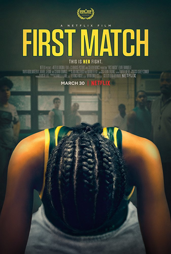 First Match 2018 WEBRip XviD MP3-FGT